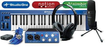 PreSonus Music Creation Suite Recording Bundle