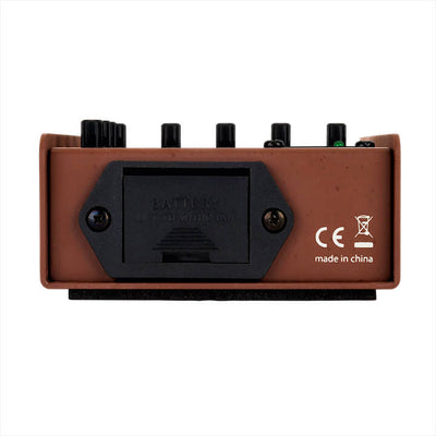 LR Baggs Para DI Acoustic Direct Box & Preamp with 5-band EQ