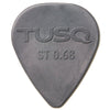 Tusq Deep Standard Pick - .68 mm 6 Pack