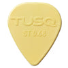 Tusq Warm Standard Pick - .68 mm 6 Pack