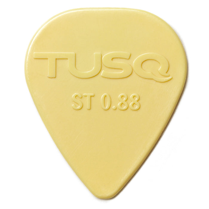 Tusq Warm Standard Pick - .88 mm 6 Pack