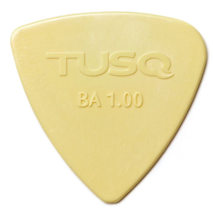 Tusq Warm Bi-Angle Guitar Picks - 1.00 mm 4 Pack