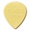 Tusq Warm Teardrop Picks - 1.00 mm 6 Pack