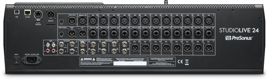 Presonus Studiolive 24 Series III 32 Channel Digital Mixing Console