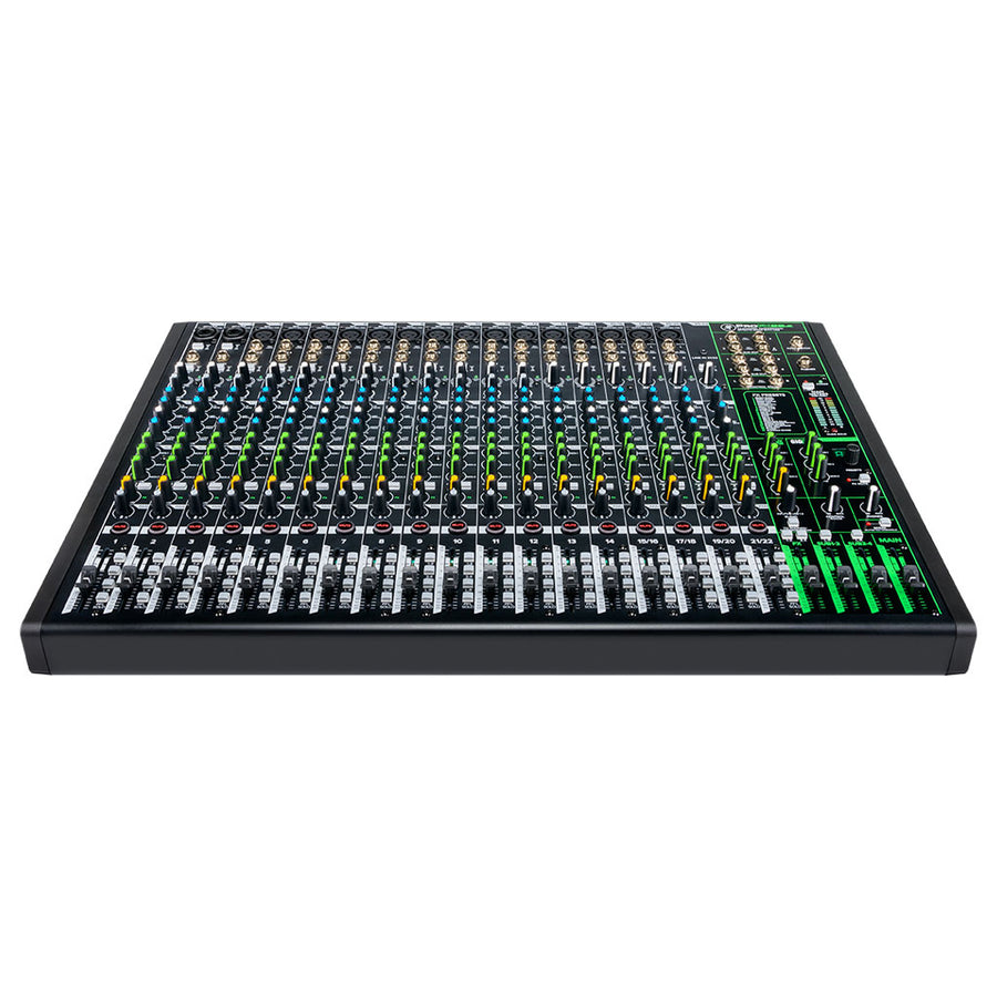 Mackie ProFX22v3 22-Channel Professional Effects Mixer w/USB
