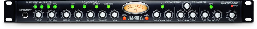 PreSonus Studio Channel Single Channel Tube Preamp and EQ