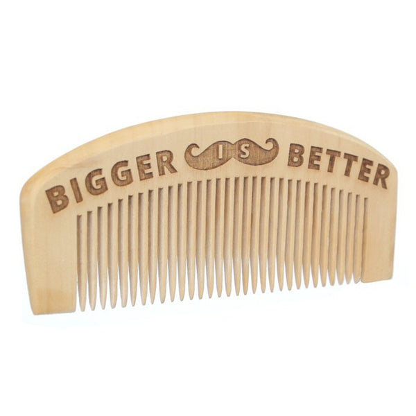 Bigger Is Better Comb - Custom Flesh Plugs & Gauges, Alternative, Tattoo - Accessories - 1