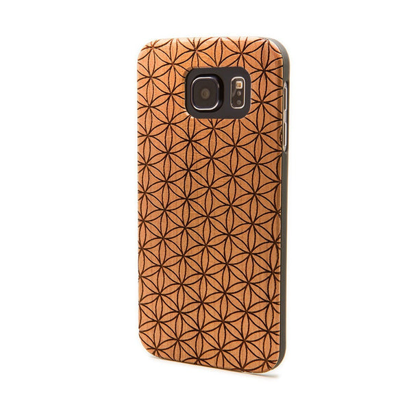 All Over Flower Of Life - Samsung Galaxy Case - Custom Flesh Plugs & Gauges, Alternative, Tattoo - Phone Cases - 1