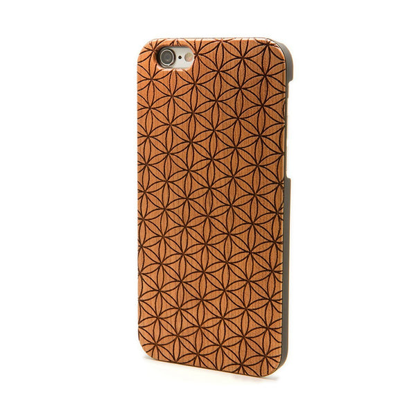 All Over Flower Of Life - iPhone Case - Custom Flesh Plugs & Gauges, Alternative, Tattoo - Phone Cases - 1