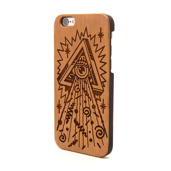 All Seeing Eye - iPhone Case