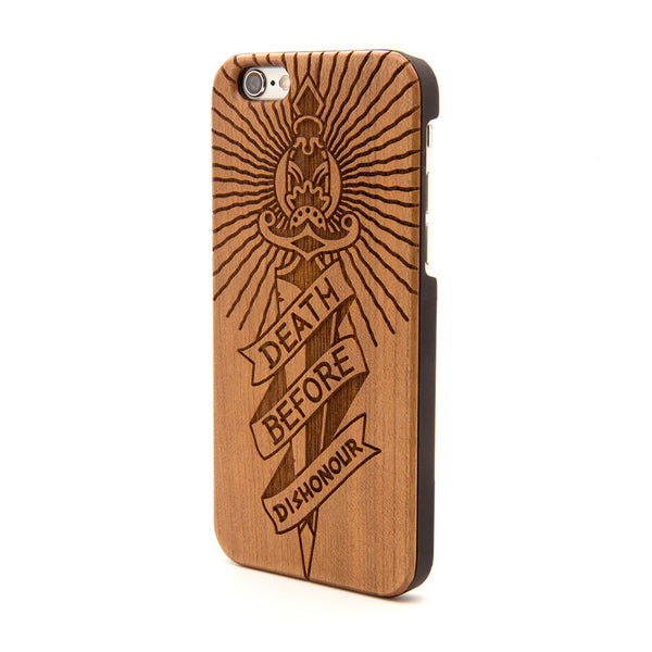 Death Before Dishonour - iPhone Case