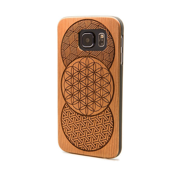 Geo Circles - Samsung Galaxy Case - Custom Flesh Plugs & Gauges, Alternative, Tattoo - Phone Cases - 1
