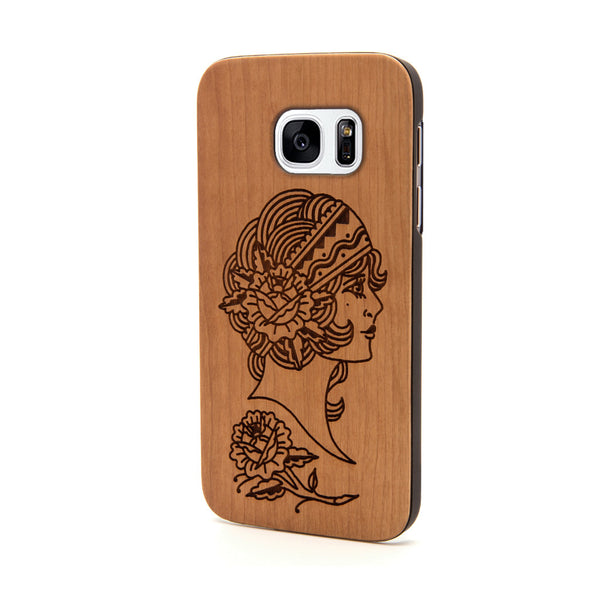 Gypsy Head - Samsung Galaxy Case