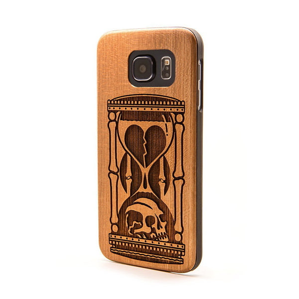 Hourglass - Samsung Galaxy Case - Custom Flesh Plugs & Gauges, Alternative, Tattoo - Phone Cases - 1