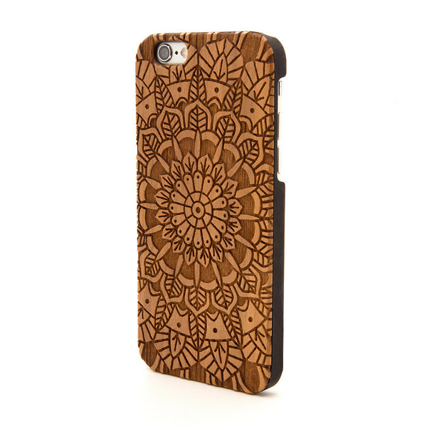 Oversized Mandala - iPhone Case