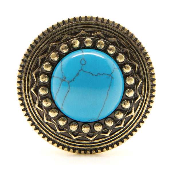 Turquoise Heirloom Plug