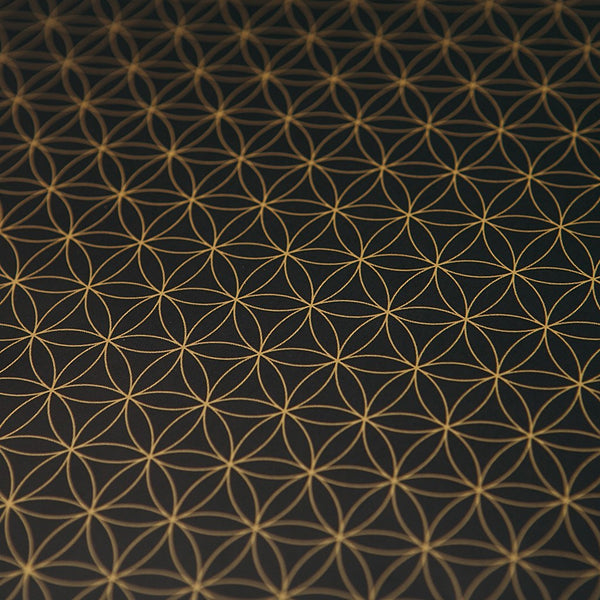 Flower Of Life Wrapping Paper - Custom Flesh Plugs & Gauges, Alternative, Tattoo - Wrapping Paper - 1