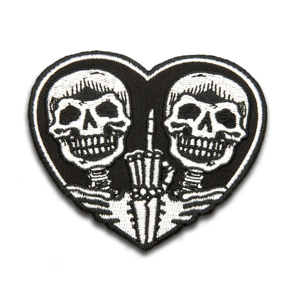 FU2 Patch - Custom Flesh Plugs & Gauges, Alternative, Tattoo - Patch - 1