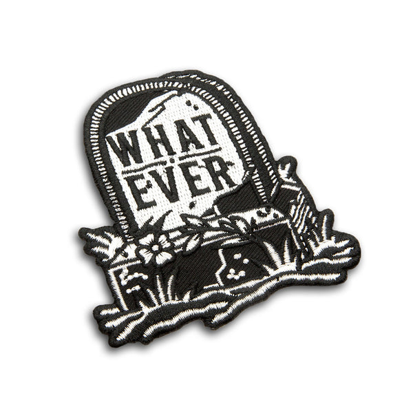 Whatever Patch - Custom Flesh Plugs & Gauges, Alternative, Tattoo - Patch - 1