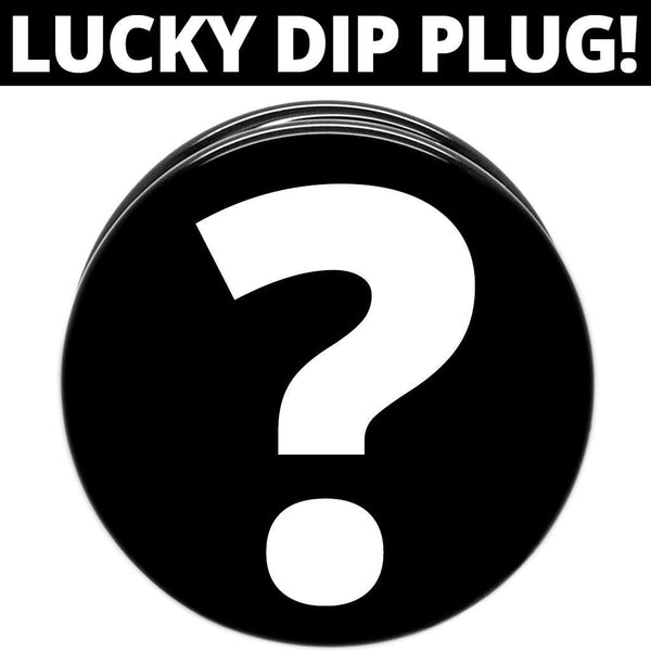 Checkout Offer ONLY - Lucky Dip! - Custom Flesh Plugs & Gauges, Alternative, Tattoo - CHECKOUT OFFERS ONLY - 1