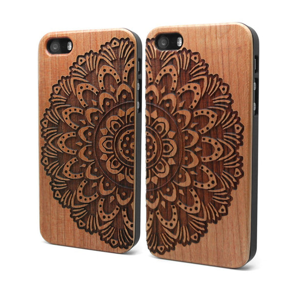 Mandala Pair - iPhone Cases - Custom Flesh Plugs & Gauges, Alternative, Tattoo - Phone Cases - 1