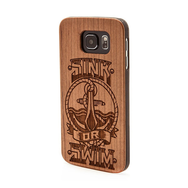 Anchor -  Samsung Galaxy Case - Custom Flesh Plugs & Gauges, Alternative, Tattoo - Phone Cases - 1