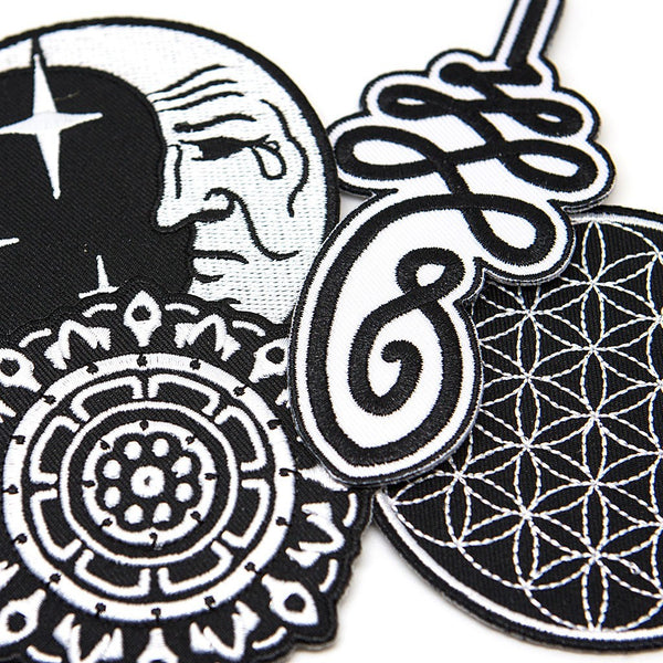 Geo Patch Pack - Custom Flesh Plugs & Gauges, Alternative, Tattoo - Patch - 1