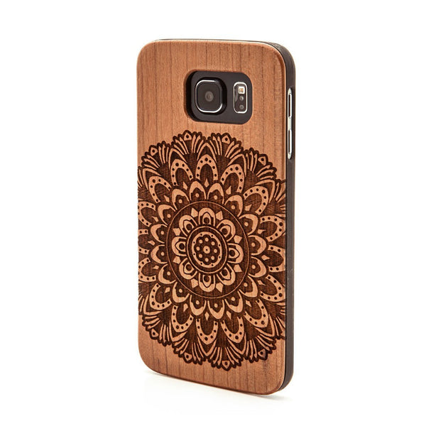 Mandala Bold - Samsung Galaxy Case - Custom Flesh Plugs & Gauges, Alternative, Tattoo - Phone Cases - 1