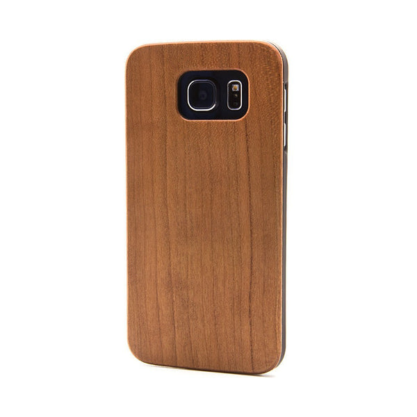 Plain Wood Case - Samsung Galaxy Case - Custom Flesh Plugs & Gauges, Alternative, Tattoo - Phone Cases - 1