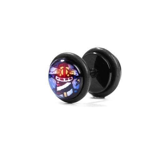 Lighthouse - Fake Plug - Custom Flesh Plugs & Gauges, Alternative, Tattoo - Fake Plugs - 1