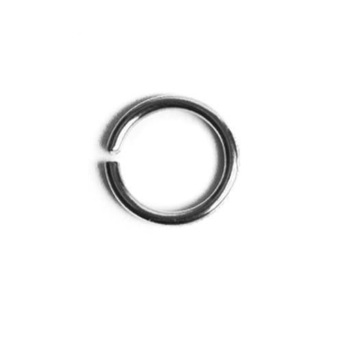Seamless Ring - 1.2mm - Silver - Custom Flesh Plugs & Gauges, Alternative, Tattoo - Rings - 1
