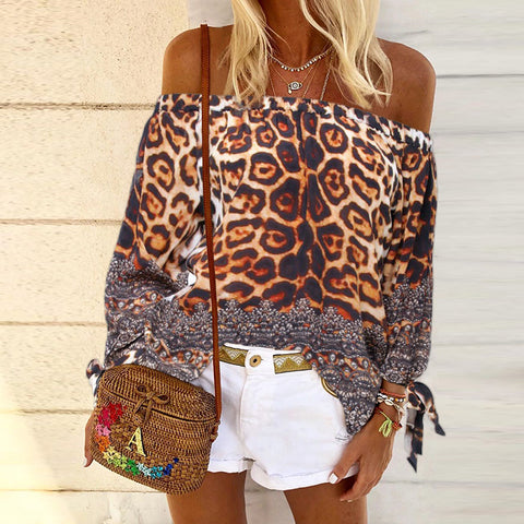 Summer Leopard T-Shirt