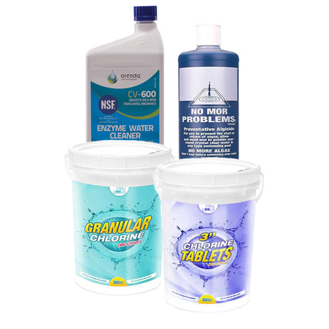 Easy Summer Chemical Bundle