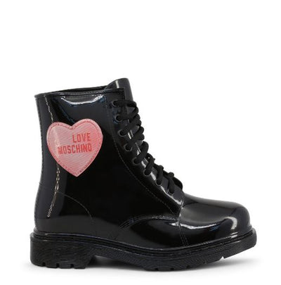 Women's ankle boots, Love Moschino