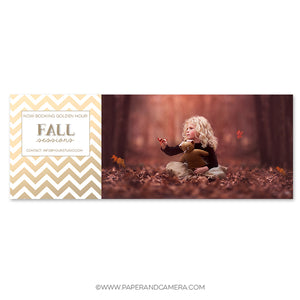 Golden Fall Timeline Cover