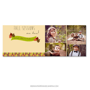Happy Fall Timeline Cover