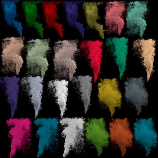 Smoke Bomb Overlay Set