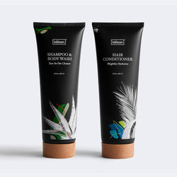 SHAMPOO & BODY WASH +<br> CONDITIONER BUNDLE
