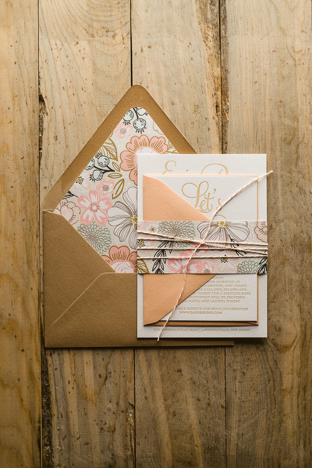 BAILEY Suite // STYLED // Rustic Package