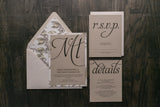 MATTHEW Suite // STYLED // Fancy Rustic Package