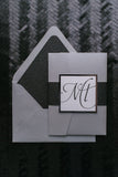 MATTHEW Suite // STYLED // Glitter Pocket Folder Package