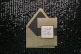 GISELLE Suite // STYLED // Ornate Pocket Folder Package