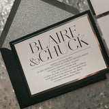 BLAIRE Suite // STYLED // Fancy Glitter Package