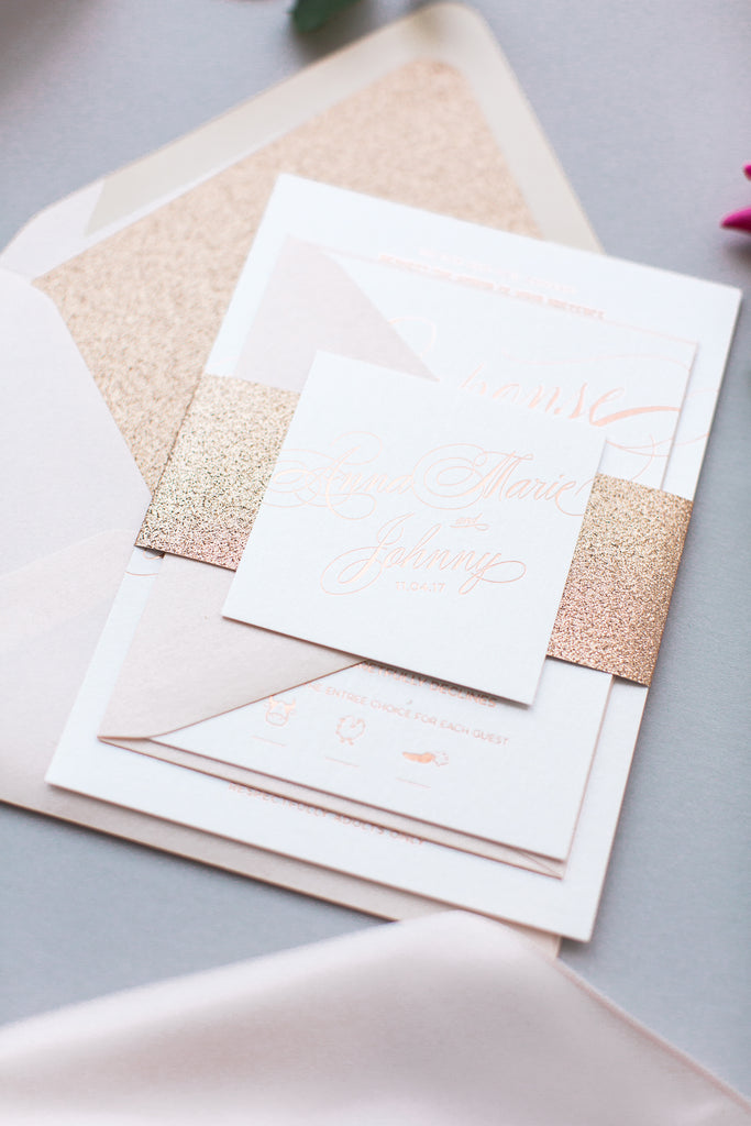 RAQUEL Suite // STYLED // Glitter Package