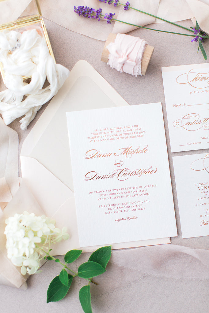 DIANE Suite // STYLED // Fancy Romantic Package