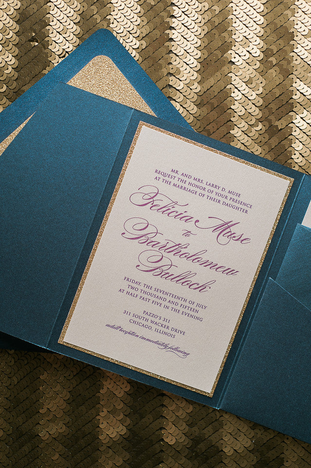 DIANE Suite // STYLED // Pocket Folder Package