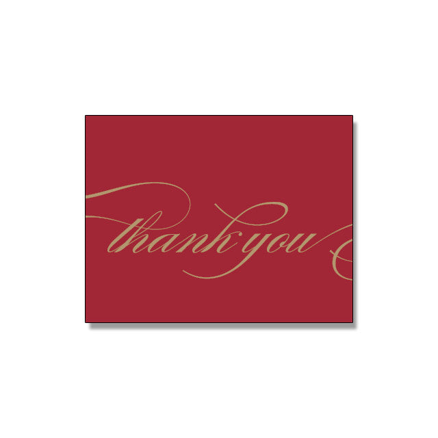 LAUREN Thank You Card