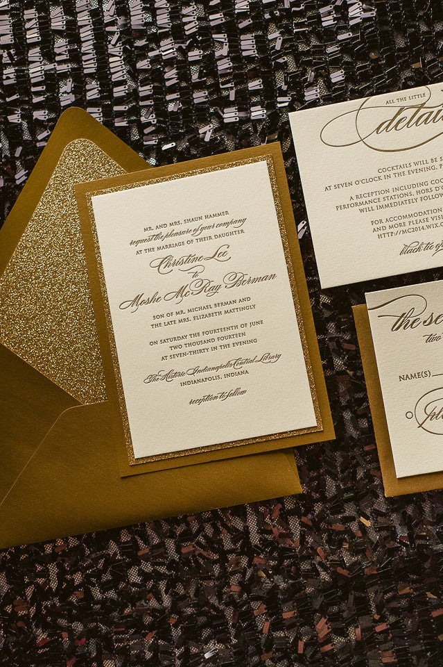 DIANE Suite // STYLED // Fancy Glitter Package