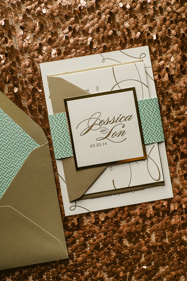 LAUREN Suite // STYLED // Art Deco Package