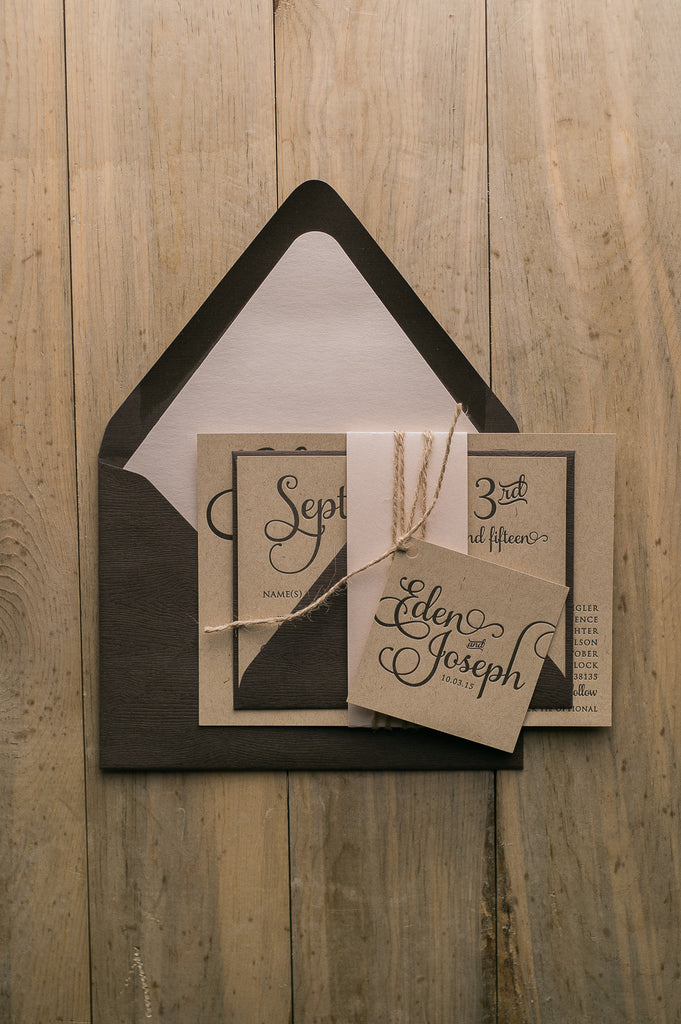 ADELE Suite // STYLED // Rustic Package